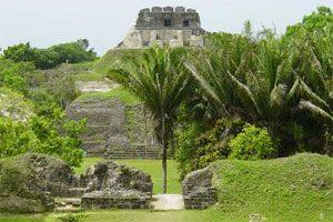 Image result for belize ruins forest 300 x 200